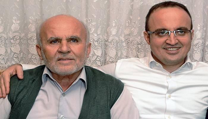 Bülent Turan'dan Babalar Günü Mesajı