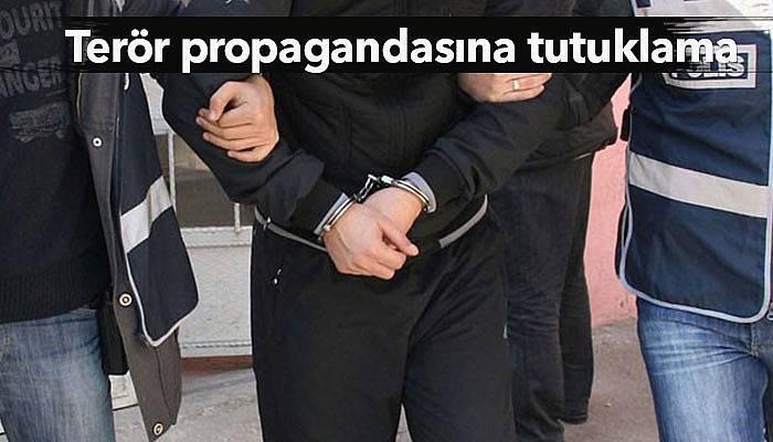 Çanakkale'de terör propagandasına tutuklama