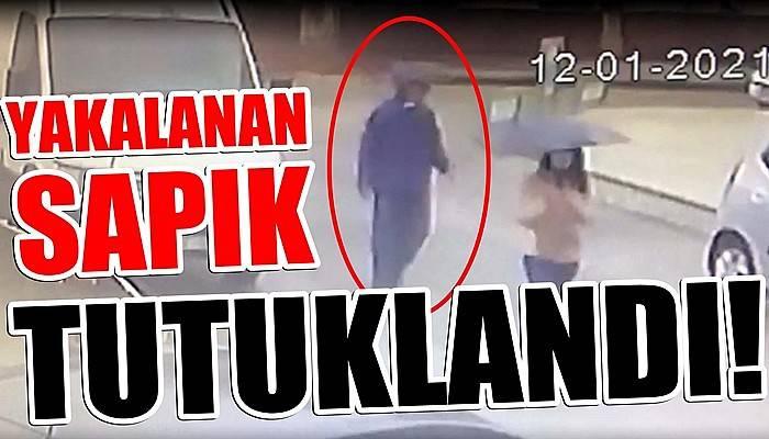 Çanakkale'de bir çocuk ve 4 kadını elle taciz eden apartman görevlisi tutuklandı