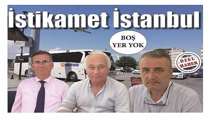 Boş yer yok İstikamet İstanbul