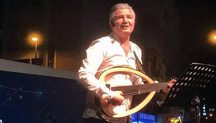 Ömür Gençel'den Çanakkale'de unutulmaz konser (VİDEO)