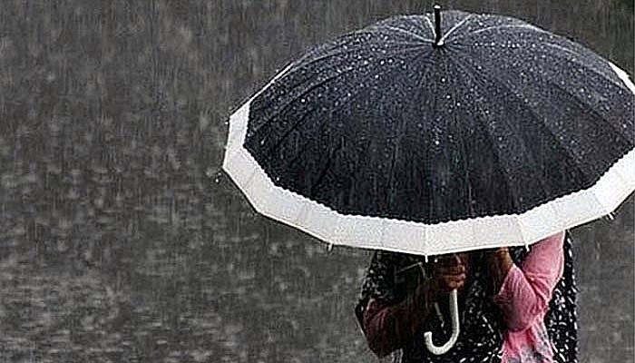 Çanakkale doğusuna yağmur