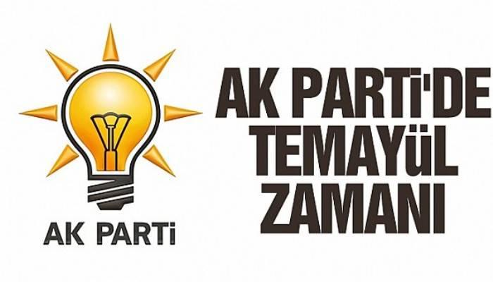 AK PARTİ TEMAYÜLDE ! 2 İSİM ÖN PLANDA...