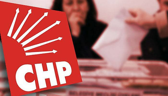CHP'de 11 partiliye seçilemez şoku