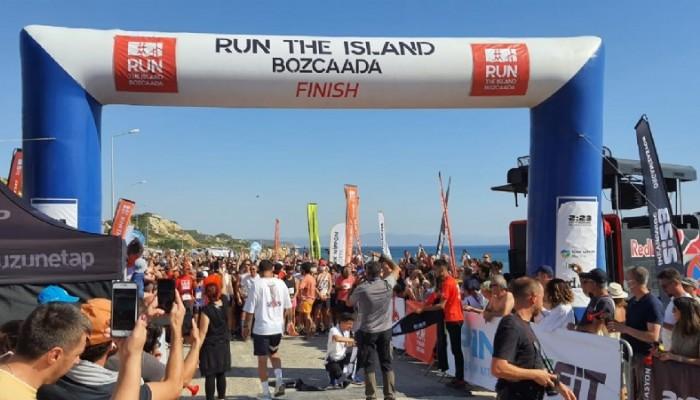 Run The Island Bozcaada Festivaline Yoğun Katılım