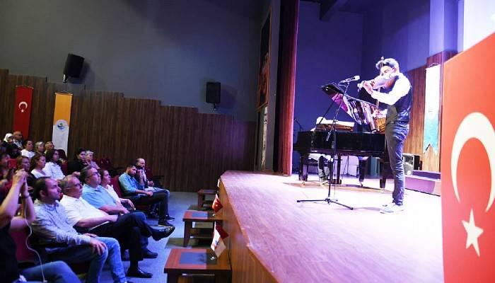 Güzel Sanatlar Lisesi öğrencilerinden konser