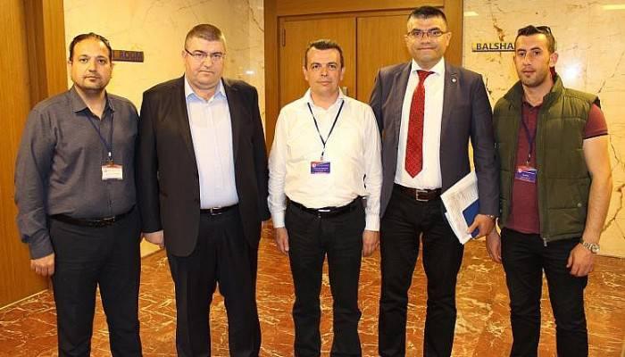 Balkan Ülkelerinde ÇOMÜ'yü Tanıttılar