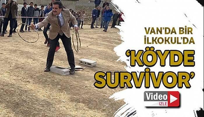 'Köyde Survivor' yarışması
