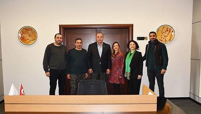 Semizoğlu, Muhabirlerin 10 Ocak Çalışan Gazeteciler Gününü Kutladı
