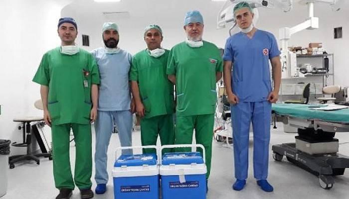Karaciğeri Ve Böbrekleriyle 3 Hastaya Umut Oldu