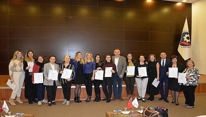 Kadın Girişimciler Yönetici Okulu Sertifika Töreni Gerçekleştirildi