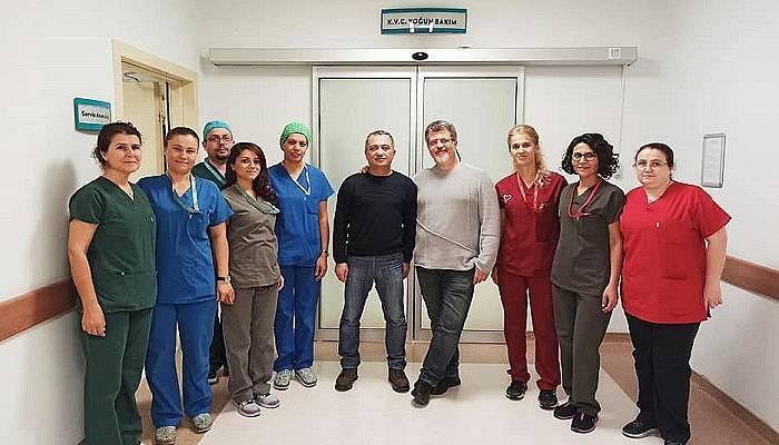 Devlet hastanesinde kalp ameliyatları başlıyor
