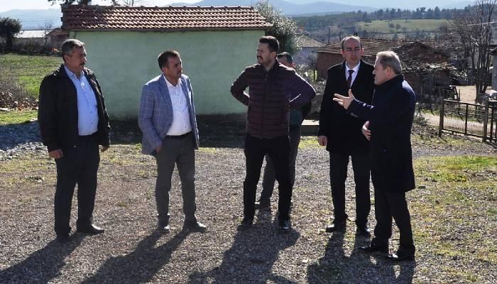 Balcılar Köyü gençleri voleybol ve basketbol sahası istiyor