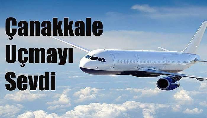 Çanakkale'de yolcu sayısı artıyor!