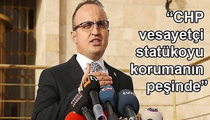 Turan'dan Başkanlık Sistemiyle ilgili yeni açıklamalar...
