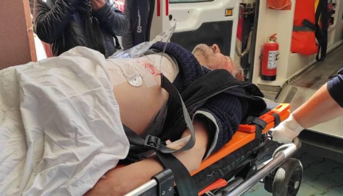 Tarla sürme kavgasında ağabeyini tabancayla vurdu