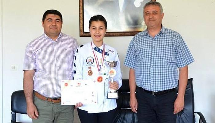 Türkiye Pizza Şampiyonu ÇOMÜ'lü