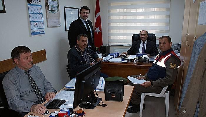 Referandum koordinasyon merkezi kuruldu