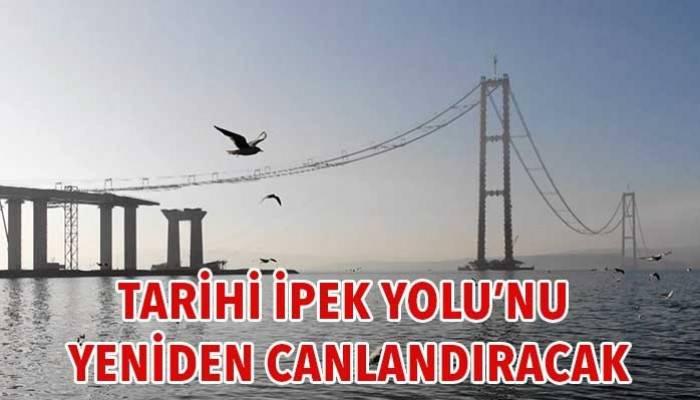 Avrupa'dan Türkiye'nin güneybatısına kesintisiz erişim (VİDEO)