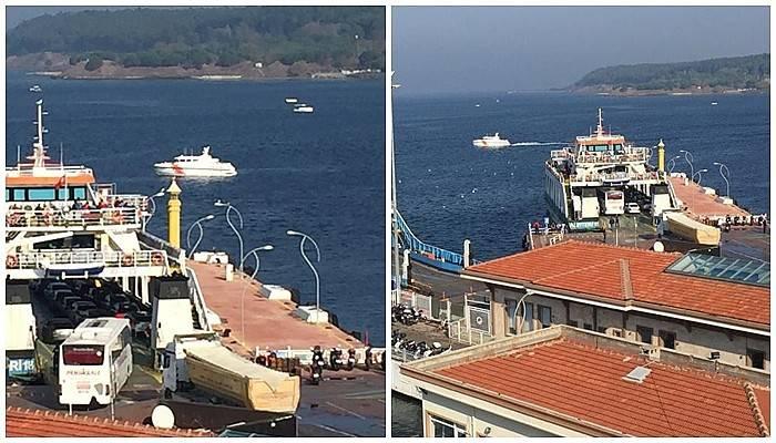 Sahil güvenlikten balıkçı teknelerine uyarı ve para cezası (VİDEO)