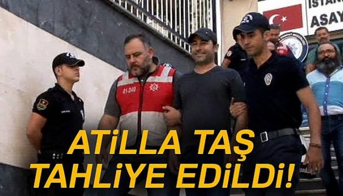 Atilla Taş, Murat Aksoy ve Davut Aydın tahliye edildi!
