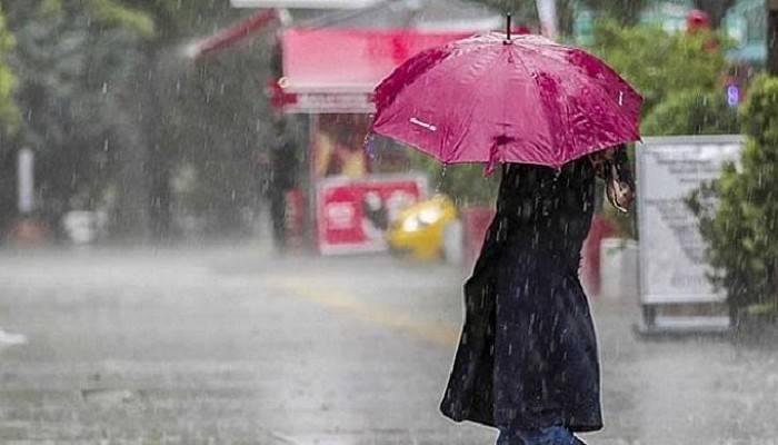 Yeni hafta için yağmur tahmini! Sıcaklıklar da artacak