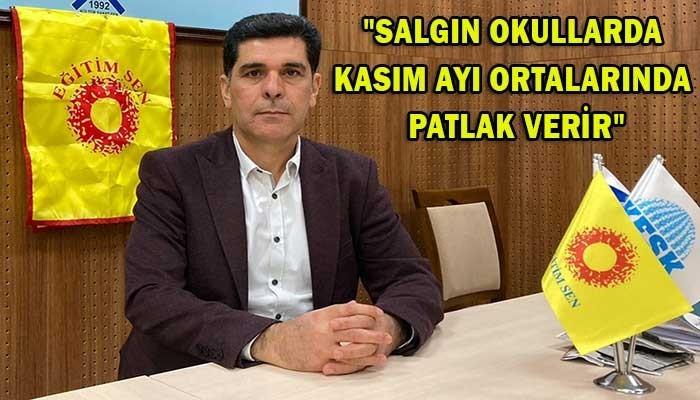 CEVATPAŞA ORTAOKULU'NDA BİR SINIF KARANTİNADA