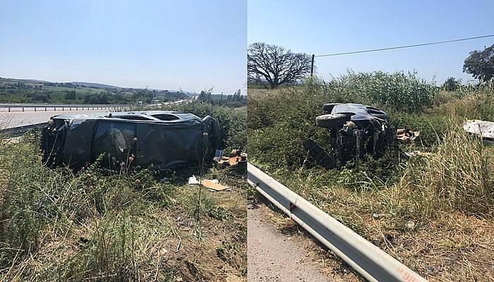 Çanakkale'de trafik kazası: 1 ağır 3 yaralı