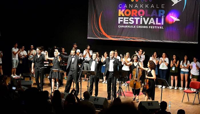 Korolar Festivali 3 Tenor Konseri İle Sona Erdi