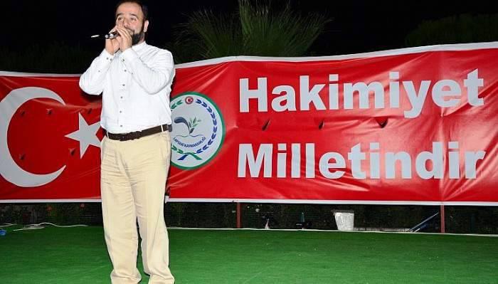 İlahiyatçı Yazar Ahmet Bulut'tan Demokrasi Nöbetine Destek