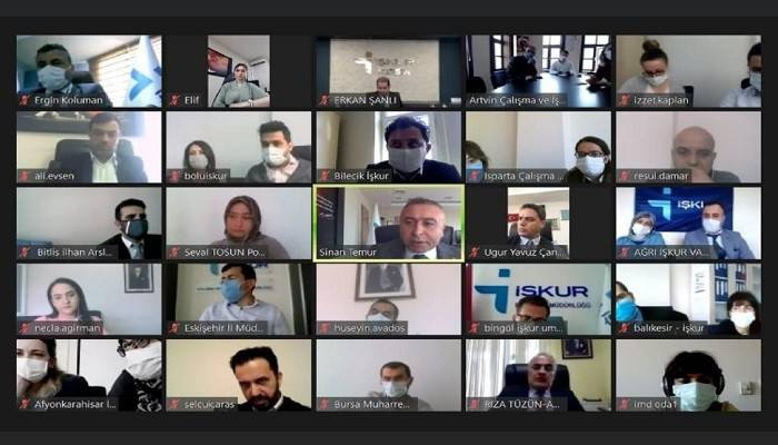 Yavuz, İK 17 Platformunun Uygulama Örneklerini Anlattı