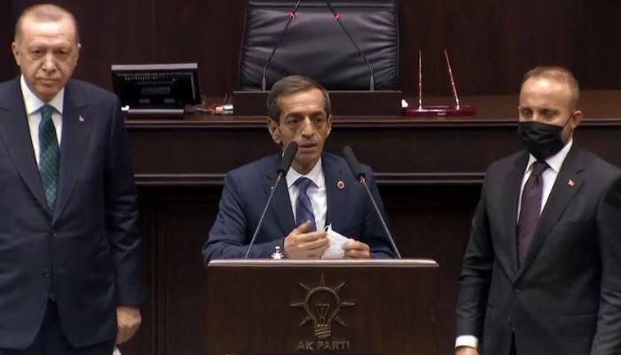 Ak Parti rozeti takan Önder'den ilk açıklama