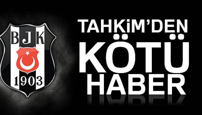 Tahkim Kurulu'ndan Beşiktaş'a ret