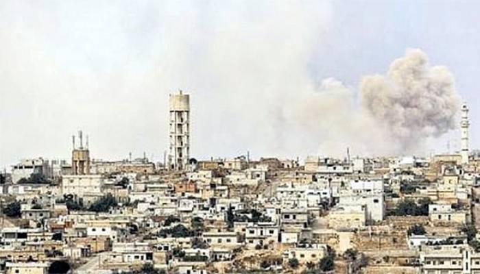 Suriye rejiminden İdlib'e hava saldırısı: 1 ölü, 20 yaralı