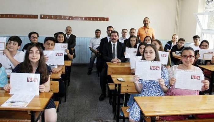 Çanakkale'de 76 Bin 469 Öğrenci Karne Aldı