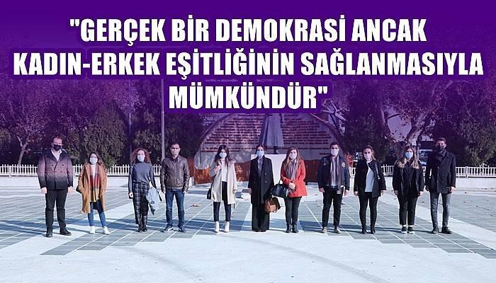 Çanakkale Barosu'dan 5 Aralık 'Türk Kadınının Seçme ve Seçilme Hakkını Kazandığı Gün' açıklaması