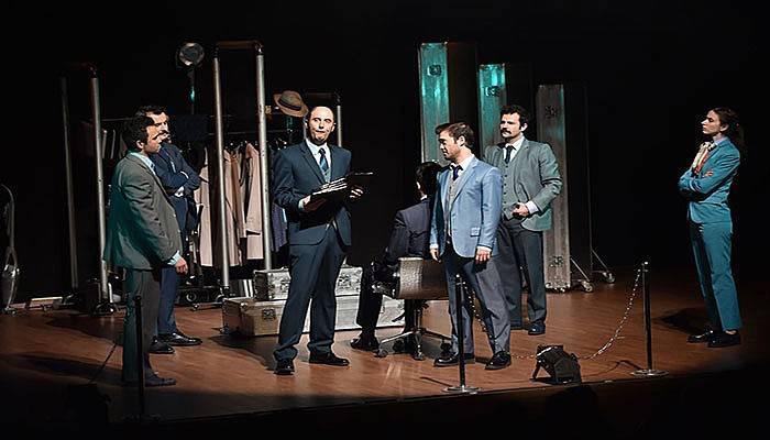 Çanakkale, Tiyatro Adam'ı Ağırladı