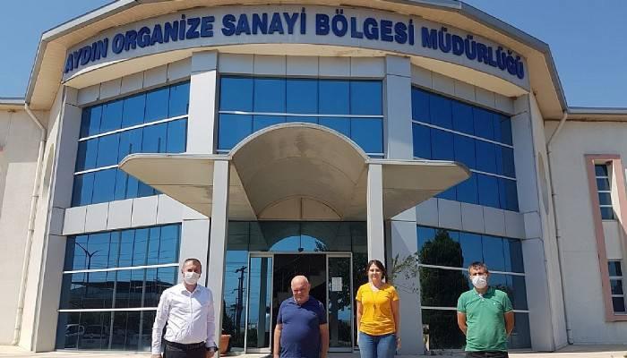 Altınok'tan Ege bölgesindeki OSB'lere ziyaret