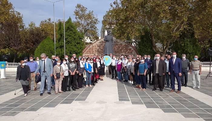 İYİ Parti 3'ncü yıldönümünü kutladı