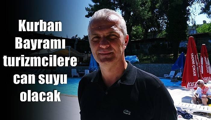 Vatandaşlar Kurban Bayramı'nda Çanakkale bölgesini tercih edecek (VİDEO)