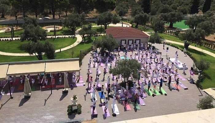 Kaz Dağlarında Yoga Festivali