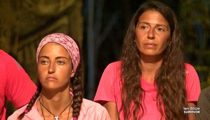 Derya Can SMS oylarıyla adada kaldı