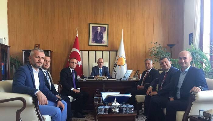 """""""2018 Troia Yılı"""" Çalışmalarına Turizm Bakanımız Numan Kurtulmuş'tan Tam Destek"""