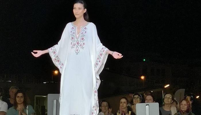 Geleneksel kıyafetler ile görsel şölen