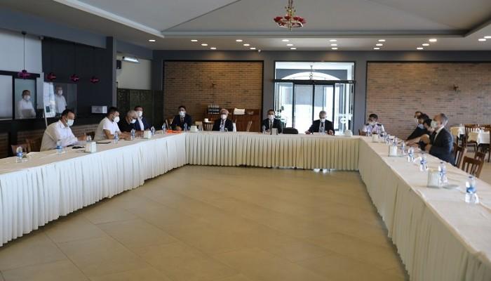 İl Spor Güvenlik Kurulu Toplantısı Yapıldı