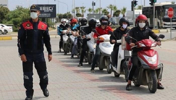 Bayramiç Kaymakamlığı'ndan 'motosiklet' uyarısı!