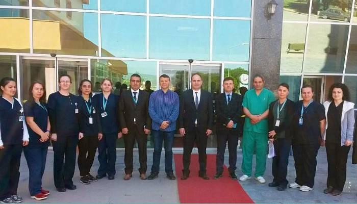 Ezine Devlet Hastanesi'ne Palyatif Bakım Merkezi