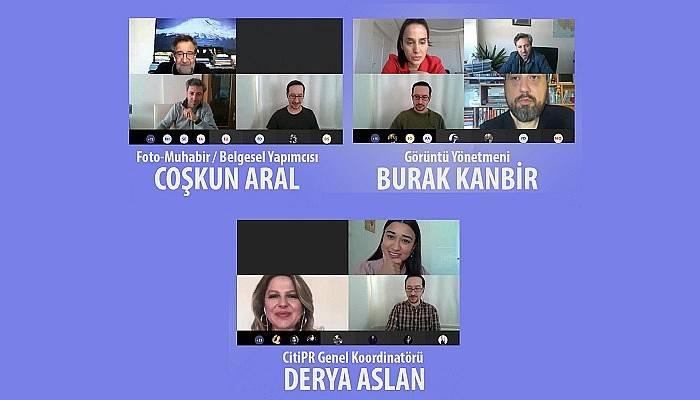 Medyanın Ünlü İsimleri Öğrencilerle Online Söyleşilerde Buluşuyor