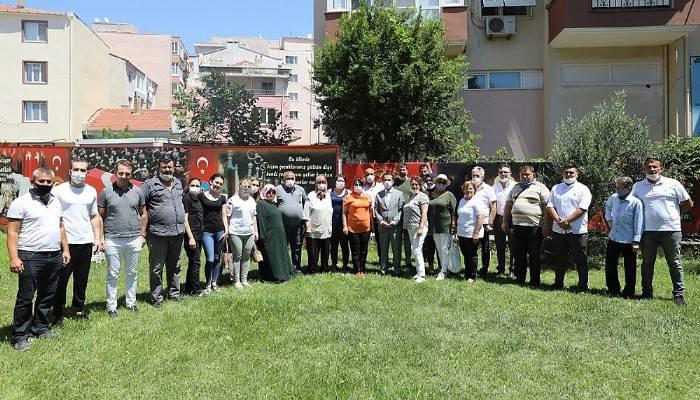 Vali Aktaş'tan Kurban Bayramı Ziyaretleri