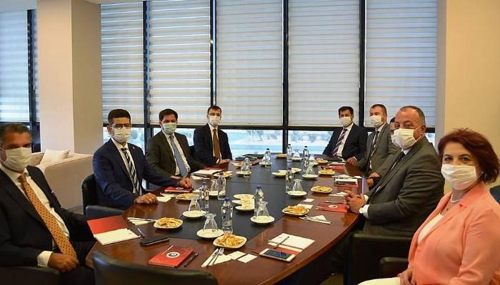 'Çanakkale, Marmara ve ülke ekonomisi ekosisteminde çok önemli bir dişli olacak'